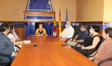 El Gobierno de Castilla-La Mancha valora el trabajo realizado por las residencias de mayores de Malagón tras superar 18 meses libres de COVID