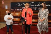 El Gobierno de Castilla-La Mancha impulsa y promociona la cultura con ayudas para modernizar las instalaciones de los teatros y auditorios de Ciudad Real