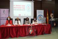 La directora del Instituto de la Mujer participa en las III Jornadas sobre Prostitución y Trata