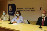La viceconsejera de Cultura y Deportes asiste a la jornada 'La Biblioteca pública municipal: situación actual y perspectiva'