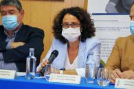 El Gobierno regional resalta el papel de la Fisioterapia  a los pacientes afectados por Covid en todos los niveles asisenciales