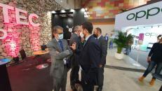 El Gobierno de Castilla-La Mancha recibe un nuevo premio nacional por el despliegue de las telecomunicaciones en la región