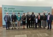 El Gobierno regional apoya a Plena Inclusión en la creación de la Plataforma Estatal de personas con Discapacidad Intelectual o del Desarrollo