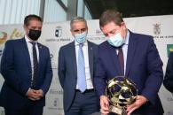 Ceremonia de clausura del décimo Campeonato Nacional de Fútbol 7 Inclusivo