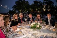 El presidente de Castilla-La Mancha, Emiliano García-Page, preside, en Toledo, la V edición de los premios gastronómicos 'GASTRO&CIA' que organiza el diario La Razón