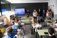 El Gobierno regional destinará más de siete millones de euros para poner en marcha a lo largo de los tres próximos cursos 67 unidades de acompañamiento