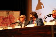 Entrega de los Premios 'Vino y Cultura 2021' de los vinos de la DO La Mancha,