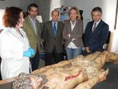 Carmen Casero visita la localidad de Pastrana-1