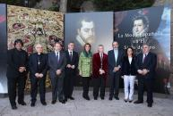 Cospedal inaugura las exposiciones 'La moda española en el siglo de oro' y 'La España de los Austrias'-1