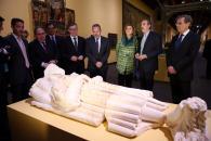 Cospedal inaugura las exposiciones 'La moda española en el siglo de oro' y 'La España de los Austrias'-2