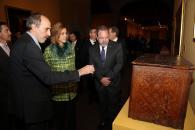 Cospedal inaugura las exposiciones 'La moda española en el siglo de oro' y 'La España de los Austrias'-4