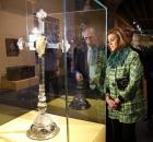 Cospedal inaugura las exposiciones 'La moda española en el siglo de oro' y 'La España de los Austrias'-6