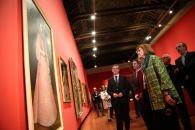 Cospedal inaugura las exposiciones 'La moda española en el siglo de oro' y 'La España de los Austrias'-7