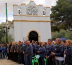 Carmen Casero en Romería Virgen de las Viñas-1