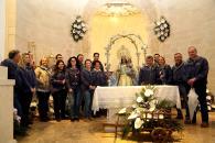 Carmen Casero en Romería Virgen de las Viñas-2