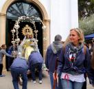 Carmen Casero en Romería Virgen de las Viñas-3