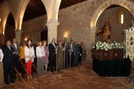 Cospedal asiste a la Misa Solemne con motivo de la Festividad de San Isidro Labrador_2