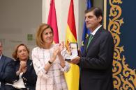 Presidenta Cospedal preside acto Dia de Castilla-La Mancha III