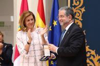 Presidenta Cospedal preside acto Dia de Castilla-La Mancha