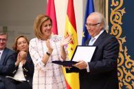 Presidenta Cospedal preside acto Dia de Castilla-La Mancha IV