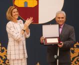 Presidenta Cospedal preside acto Dia de Castilla-La Mancha V