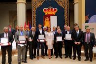Presidenta Cospedal preside acto Dia de Castilla-La Mancha XIV