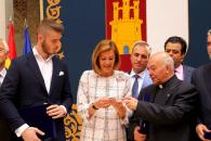 Presidenta Cospedal preside acto Dia de Castilla-La Mancha XVI