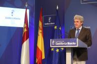 Leandro Esteban informa del Consejo de Gobierno 1