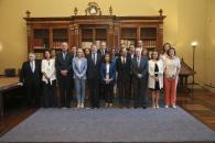 La consejera de Cultura en el Pleno de la Comisión