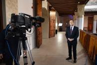 """García-Page considera la Constitución española como """"nuestro seguro de país"""" y reclama que defender la unidad de España """"es un compromiso moral"""""""