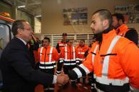 El Gobierno de Castilla-La Mancha concede 21 medallas individuales y 10 placas colectivas de Protección Civil