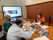 El Gobierno regional apoya al sector editorial de Castilla-La Mancha con la compra de 3.000 libros que serán distribuidos en las bibliotecas públicas