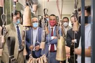 Castilla-La Mancha reconoce a los pastores y elaboradores de queso, en la previa del 40 aniversario de la DO Queso Manchego unido al Estatuto de Autonomía