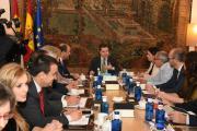Consejo de Gobierno de carácter abierto con representantes de la Federación Española de Municipios y Provincias (FEMP)
