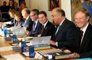 El presidente García-Page asiste a la reunión del Patronato de la Fundación El Greco 2014