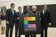 El presidente de Castilla-La Mancha, Emiliano García-Page, asiste en Fitur a la presentación de la programación del 20 aniversario de Cuenca Ciudad Patrimonio de la Humanidad