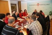 El presidente García-Page se reúne con el Comité de Empresa de Elcogas en Puertollano