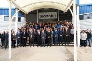 El presidente de Castilla-La Mancha, Emiliano García-Page, ha visitado las instalaciones de la empresa Tecnobit