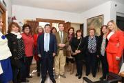 El presidente García-Page inaugura el nuevo Auditorio de Villalba del Rey (Cuenca)