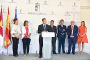 García-Page anuncia la licitación del CEIP de Imaginalia