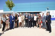 Inauguración del Colegio Público de Educación Infantil y Primaria 'Divina Pastora' (Manzanares)