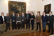 Encuentro de trabajo con representantes de la Mesa del Tercer Sector