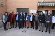 Inauguración de la Vivienda de Mayores de la Fundación 'Familia García Miranda'