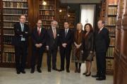 Visita a la Real Academia Española