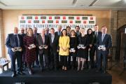 Entrega de los Premios al Éxito Empresarial en CLM 2018