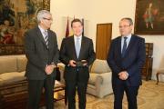 Reunión con el presidente del Consejo Consultivo