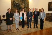 Reunión con el presidente de UNICEF Comité Español