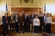 Entrega de premios del XXV aniversario de MARSODETO