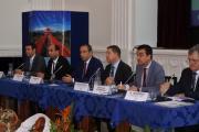 Inauguración de la Mesa Internacional de la AREV y XXVII Plenario de la organización