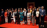 Constitución de la nueva Corporación Municipal de Puertollano (Ciudad Real)